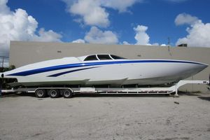 Used Mystic C62 High Performance Boat For Sale