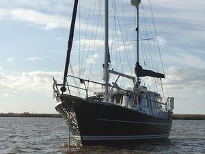Used Nauticat 331 Motorsailer Sailboat For Sale