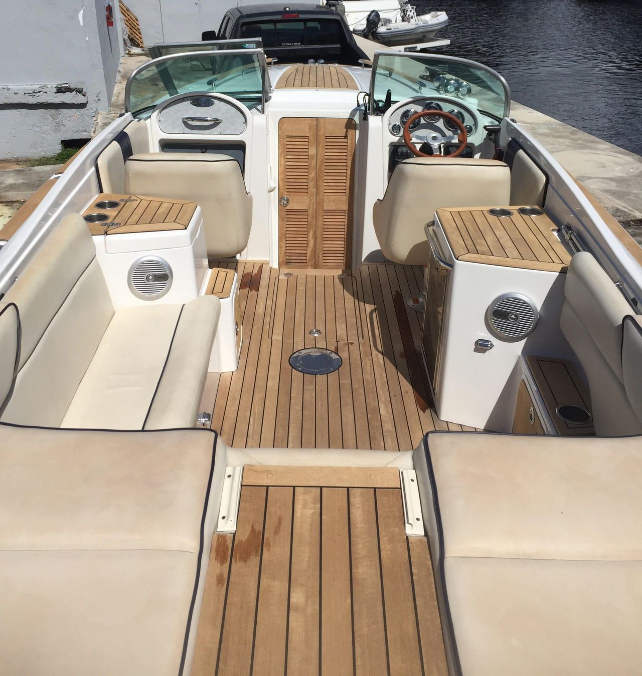 2004 Used Chris-Craft Corsair 25 Cruiser Boat For Sale - $40,500