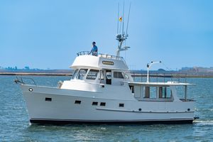 Used Alaskan Raised Pilothouse Motor Yacht For Sale