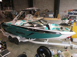 New Malibu Wakesetter 22 LSVWakesetter 22 LSV Ski and Wakeboard Boat For Sale