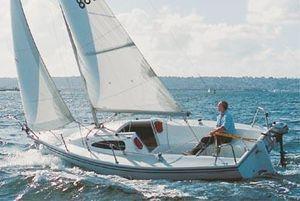 New Catalina Capri 22 Cruiser Sailboat For Sale