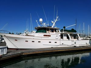 Used Defever Offshore Pilothouse Trawler Pilothouse Boat For Sale