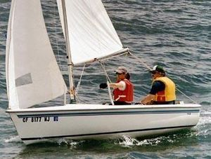 New Catalina 14.2 Cruiser Sailboat For Sale