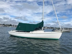 Used Rhodes 19 Daysailer Sailboat For Sale