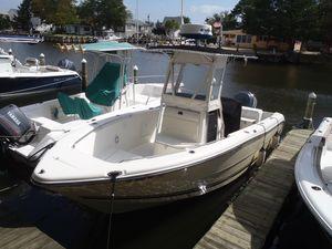 Used Triton 2200 CC Center Console Fishing Boat For Sale