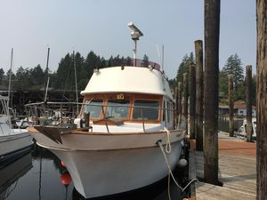 Used Pt 41 Trawler Boat For Sale