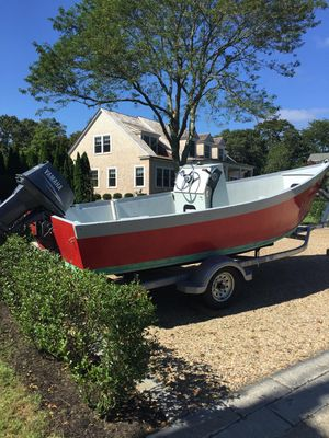 Used Lady Bug Boats Plymouth 19 Center Console Fishing Boat For Sale