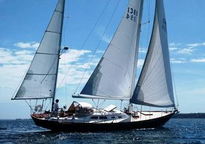 Used Hinckley Sou'wester 48 Cruiser Sailboat For Sale