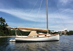 Used Marshall 22 Sloop Sailboat For Sale