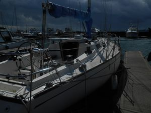 Used American 40' Cutter Sailboat For Sale