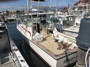 Used Topaz 29 Sportfisherman Express Cruiser Boat For Sale