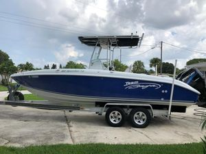 Used Baja 230 Sportfish Tournament Edition Saltwater Fishing Boat For Sale