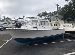 Used Columbia Cabin/fish Sports Fishing Boat For Sale