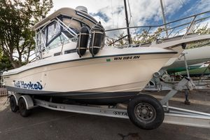 Used Grady-White Gulfstream 232 Sports Fishing Boat For Sale