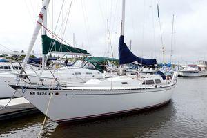Used C&c 37 Cruiser Sailboat For Sale
