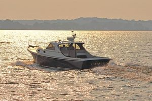 Used San Juan 38 Express Cruiser Boat For Sale