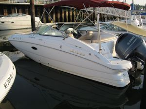 Used Hurricane Sd2200 O/B Bowrider Boat For Sale