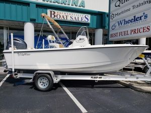 New Edgewater 188cc Center Console Fishing Boat For Sale