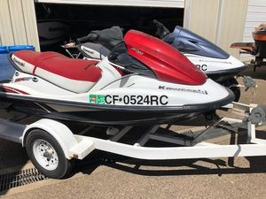 Used Kawasaki Stx-15f / Stx-12f Other Boat For Sale