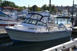 Used Arima Sea Chaser 19 Cuddy Cabin Boat For Sale