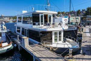 Used Houseboat Custom House Boat For Sale