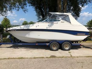 Used Crownline 210ccr Cuddy Cabin Boat For Sale