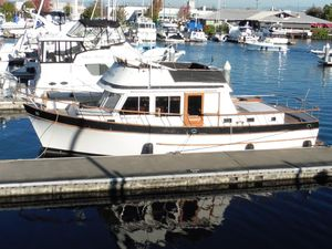 Used Defever Northsea Tri-cabin Trawler Motor Yacht For Sale
