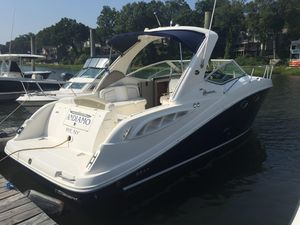 Used Sea Ray 290 Sundancer Sports Cruiser Boat For Sale