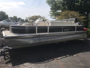 Used Sunchaser 822 Oasis 4.0 Pontoon Boat For Sale