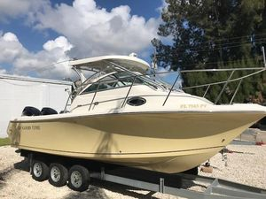 Used Sailfish 240 WAC Center Console Fishing Boat For Sale