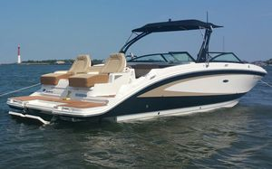 Used Sea Ray 290 Sundeck Bowrider Boat For Sale