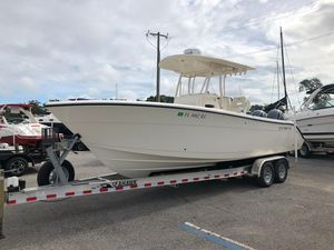 Used Cobia 261 CC Sports Fishing Boat For Sale