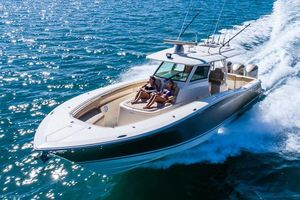 New Scout 380 LXF Sports Fishing Boat For Sale