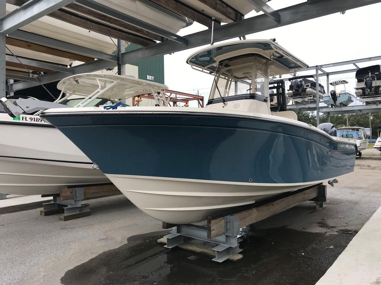 2019 New Grady-White Fisherman 257 Sports Fishing Boat For