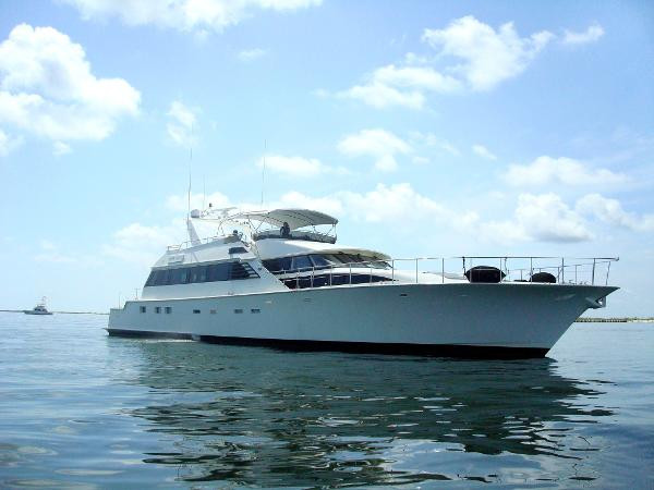 Used Cheoy Lee 92-Cpmy Flybridge Boat For Sale