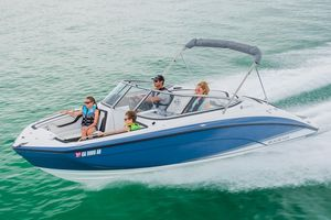 New Yamaha Boats Sx210 High Performance Boat For Sale