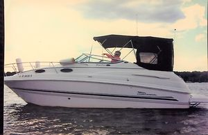 Used Chaparral Signature 260Signature 260 Express Cruiser Boat For Sale