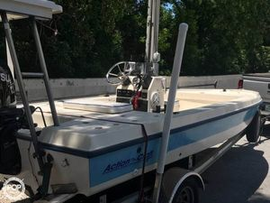 Used Action Craft 1810 SE Flats Fishing Boat For Sale