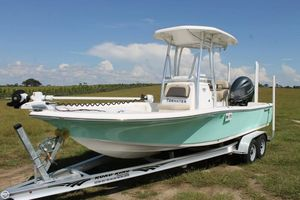 Used Tidewater 2200 Carolina Bay Center Console Fishing Boat For Sale