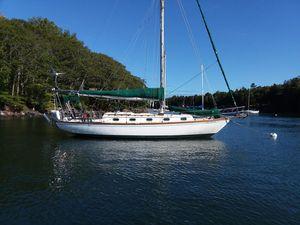 Used Cape Dory 36 Cruiser Sailboat For Sale