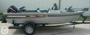 Used Tracker Targa 17SC Aluminum Fishing Boat For Sale