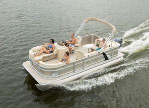 New Starcraft EX22 Cruise Sport TripleEX22 Cruise Sport Triple Pontoon Boat For Sale