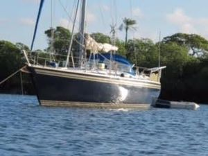 Used Moody 419 Cruiser Sailboat For Sale