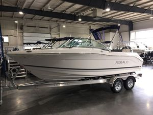 New Robalo R207 Bowrider Boat For Sale
