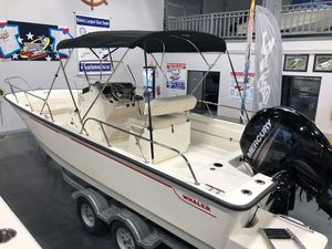New Boston Whaler 210 Montauk210 Montauk Center Console Fishing Boat For Sale