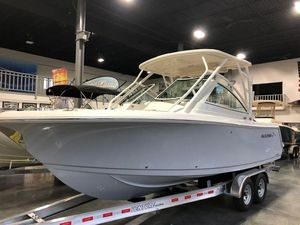 New Sailfish 245 DC245 DC Walkaround Fishing Boat For Sale