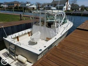 Used Tiara 2700 Walkaround Fishing Boat For Sale