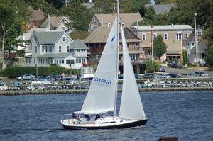 Used Sabre Spirit 36 Sloop Sailboat For Sale