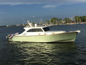 Used Soluna Eastbay Lobster Yacht Express Cruiser Boat For Sale